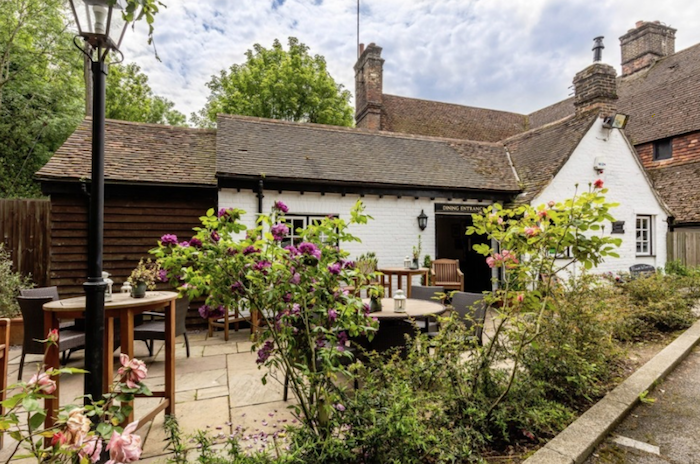 Best Pubs For Food Chobham