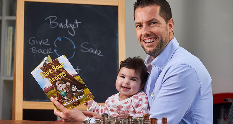 Top Financial Expert Rob Gardner Tell Us How to Make Your Child A Millionaire