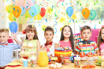 Children's Party Trends