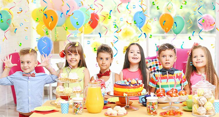 Children's Party Trends