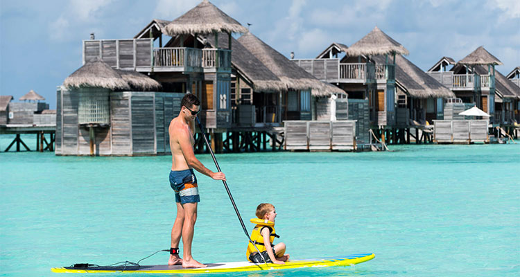 Top 10 Luxury Family Holiday Destinations 2018
