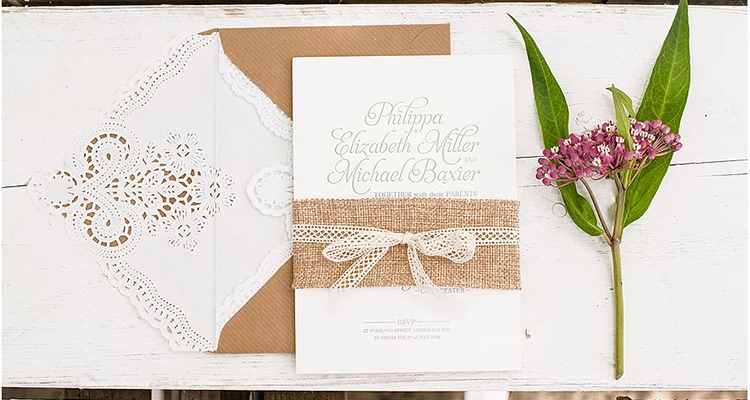 Gorgeous Wedding Invitations: 16 Of The Most Beautiful Wedding Invitations