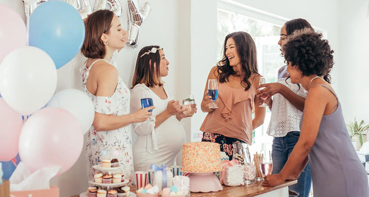 Top Tips on Throwing The Perfect Baby Shower