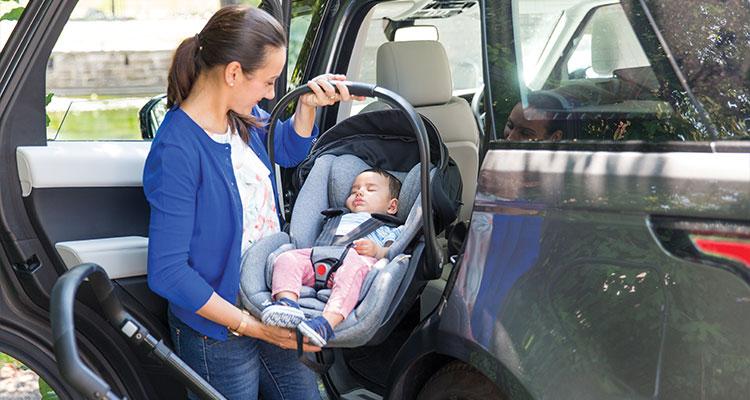 iLevel Joie car seat