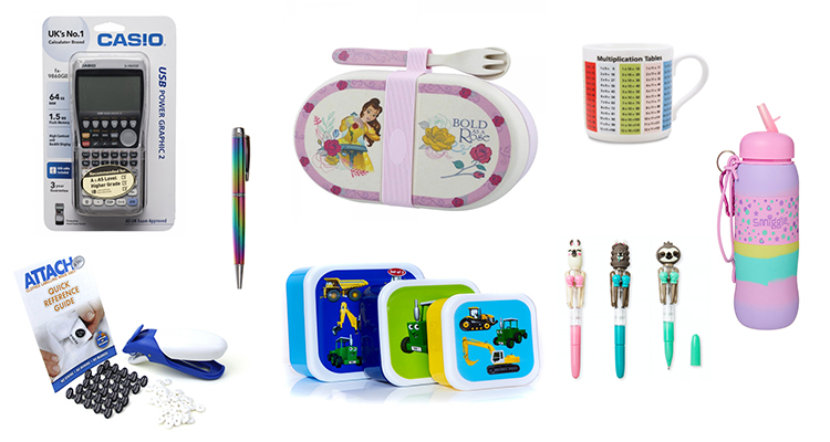 Our Handy Back-to-School Kit List for The School Year