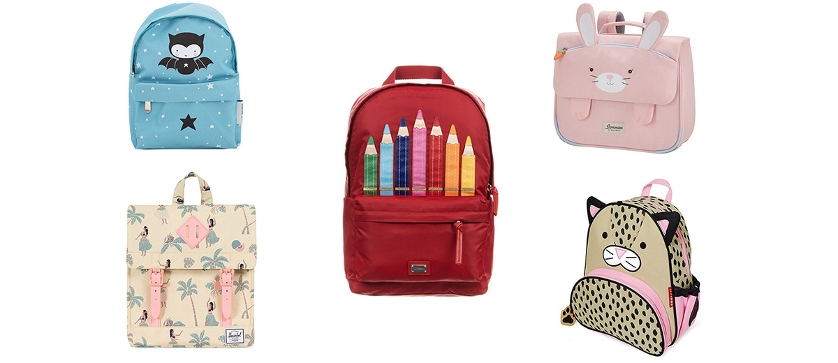 cb9cfeed60 The Best Bags and Rucksacks to Rock the Walk To School in September