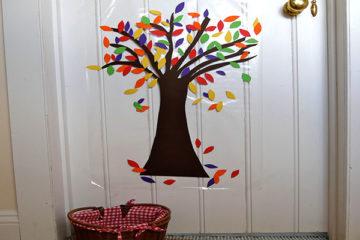 autumn tree activity