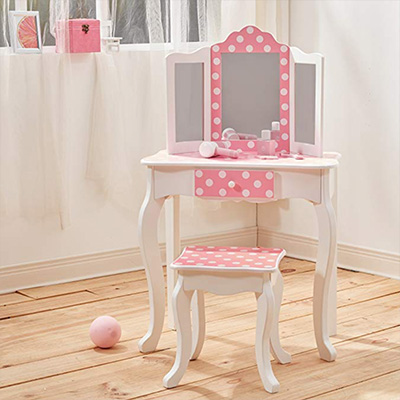 uk availability 6f3a6 f5fcc Best Kids' Dressing Tables 2019, From £40 | Vanity Tables ...