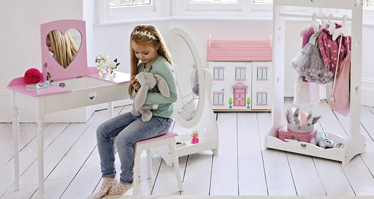 Best Kids Dressing Tables 2019 From 40 Vanity My Baba
