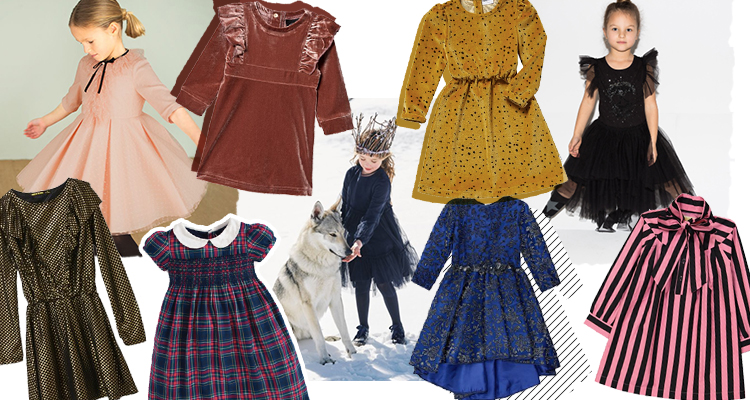 75539824cc555 22 Girls' Christmas Party Outfits For The Festive Season | My Baba