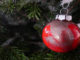 shaken paint ornaments