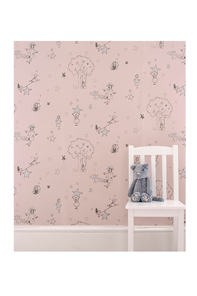 Nursery Interiors Playful Pastels Perfect For A Spring Baby