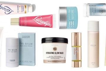 january beauty products