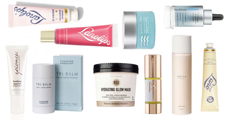 january beauty products