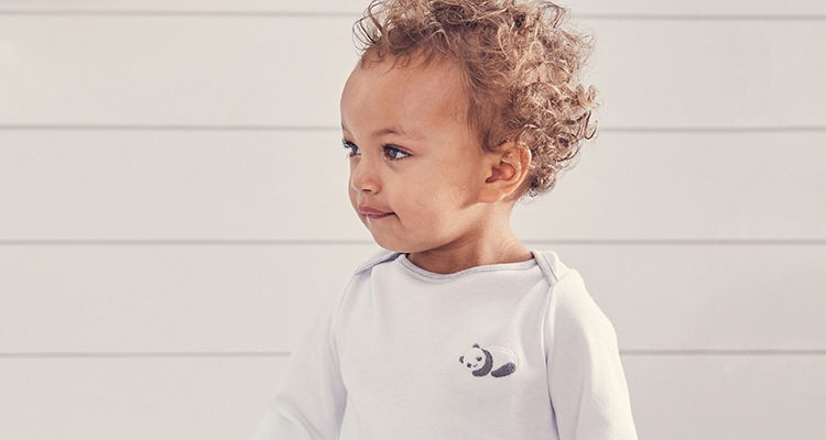 little white company panda collection