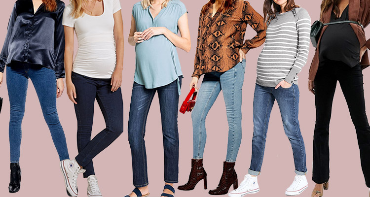 55918fa2a6101 Where To Buy Maternity Jeans In 2019 | Pregnancy Fashion | My Baba