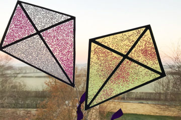 kite sun catchers