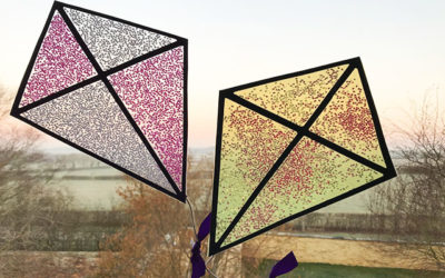 kite sun catchers
