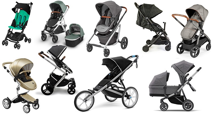 The Best New Pushchairs On The Market In 2019 My Baba