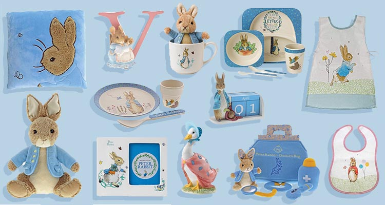 18 Peter Rabbit Gifts Any Beatrix Potter Fan Will Love