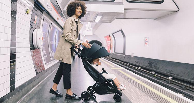 metro city compact stroller