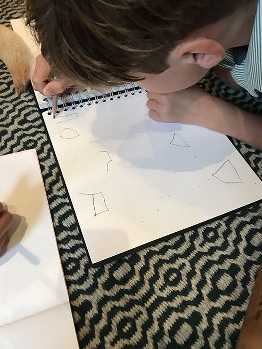 Drawing Prompts for Kids | Nanny Anita | My Baba