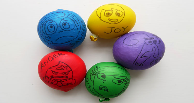 Inside Out Stress Balls