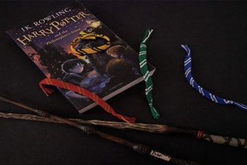 hogwarts houses friendship bracelets