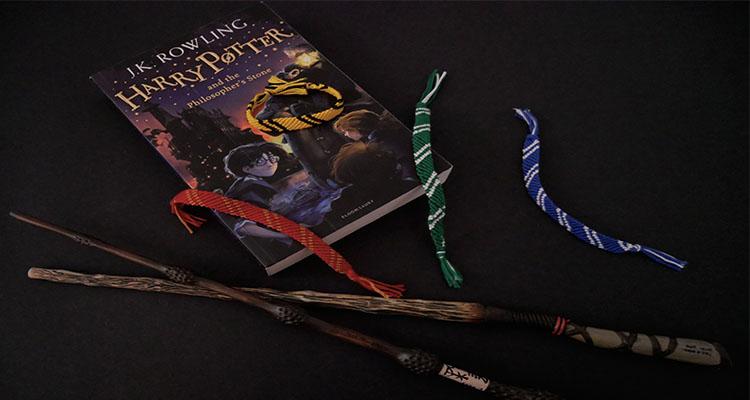 hogwarts houses friendship bracelets