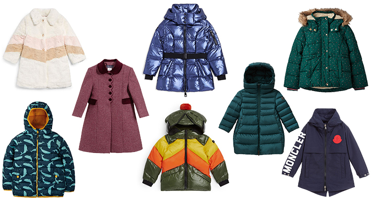 Mini Club Boots Coats, Jackets