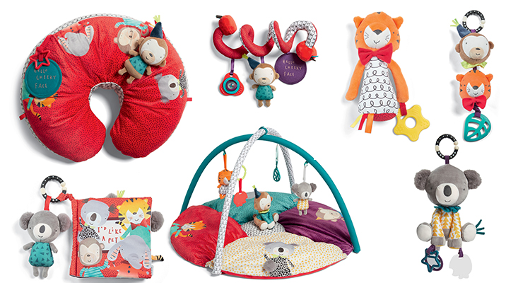 Win A Cheeky Faces Bundle From Mamas And Papas