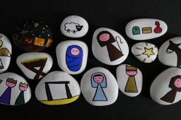 nativity story stones