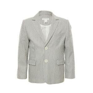 Evan - Seersucker Jacket