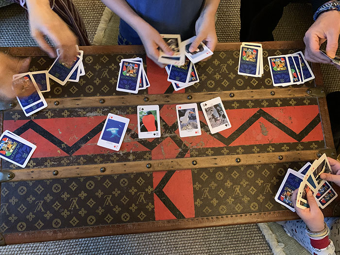 james bond card game