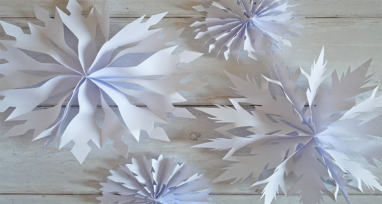 medallion snowflakes