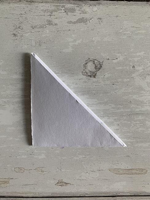 origami flick football