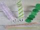 walking paper caterpillars