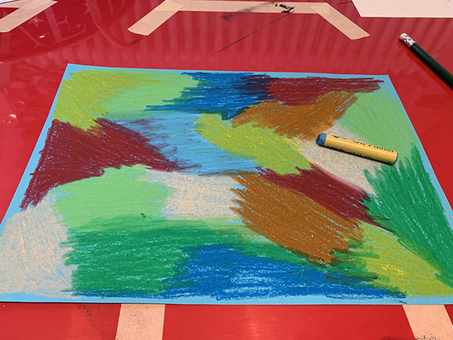 colour transfer craft