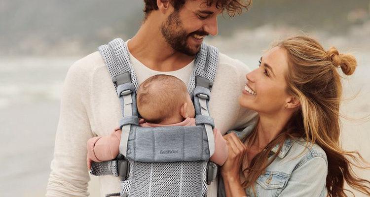 harmony baby carrier